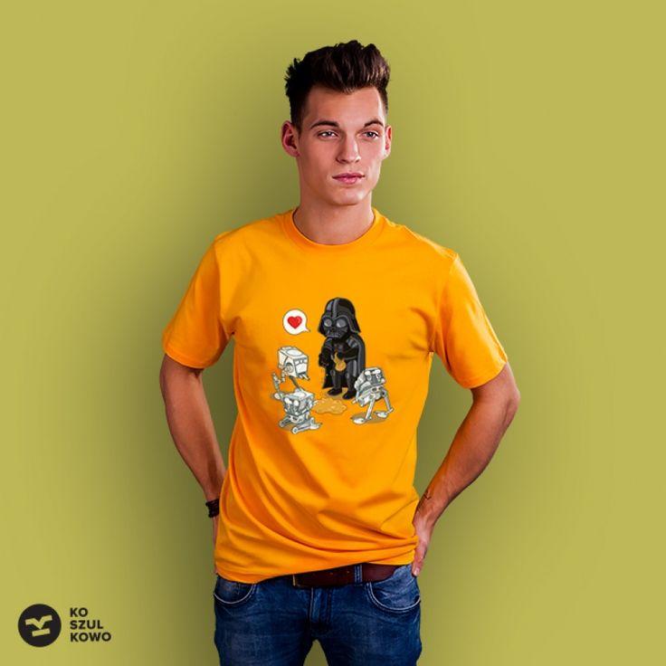 Taś Taś   t-shirt, Vader, koszulkowo, The Atee