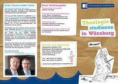 Theologie studieren in Würzburg