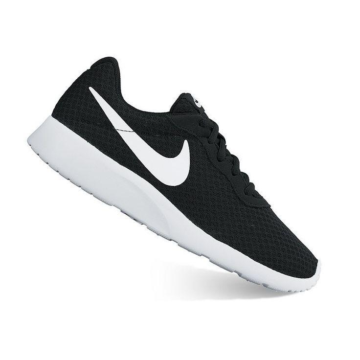 Nike Tanjun Women's Athletic Shoes, Size: 8.5, Grey (Charcoal)