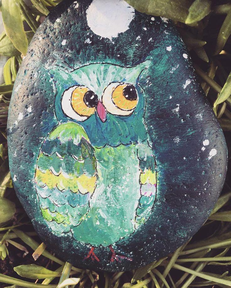 Bir türlü vazgeçemediğim #kuş , #baykuş ... #owl #owllovers #owlsofinstagram…