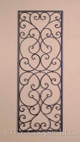 Best 25 Wrought Iron Decor ideas on Pinterest Iron