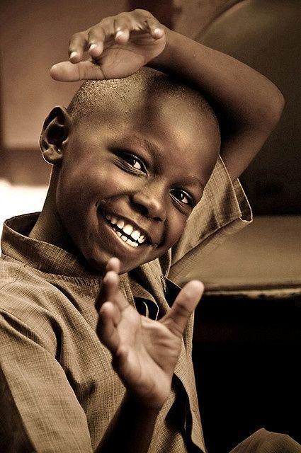 Kenyan Character by DAVID LAZAR at FLICKR. by MyLittleCornerOfTheWorld