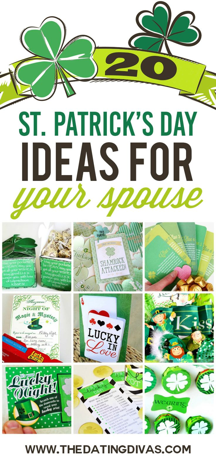 Make this St. Patrick's Day the best one yet!