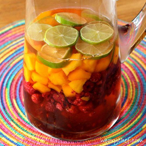 Pink Sangria #beverage #dan330 http://livedan330.com/2015/06/02/pink-sangria/