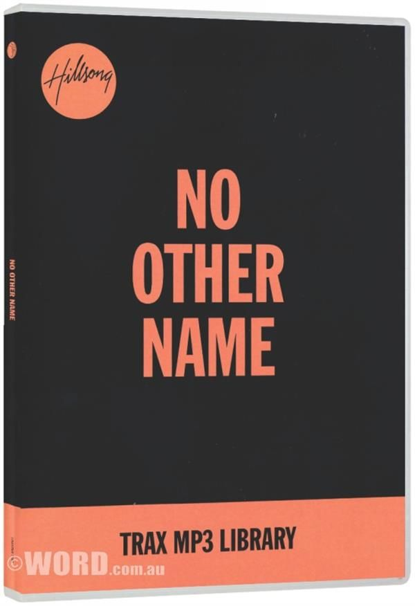 2014 No Other Name Trax MP3 Library Hillsong Worship http://www.word.com.au/2014-No-Other-Name-Trax-MP3-Library/Hillsong-Worship/654233
