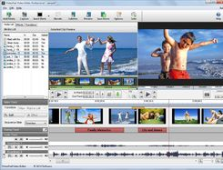 VideoPad Video Editor   VideoPad Video Editor  VideoPad Video Editor  If you've caught the video editing bug but don't find the right application for beginners try VideoPad Video Editor. This is probably the best video editing tool to take your first steps in the world of video editing. It's simple easy to use and though more advanced users will definitely find it too basic it's just perfect for anyone starting to play around with video compositions. VideoPad Video Editor features a complete…