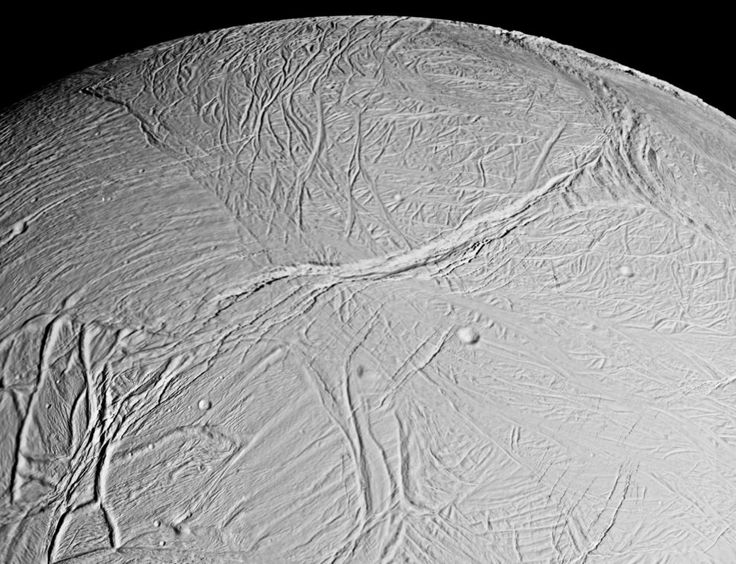 NASA says Saturn's moon Enceladus is the closest we have come to a habitable environment beyond earth
