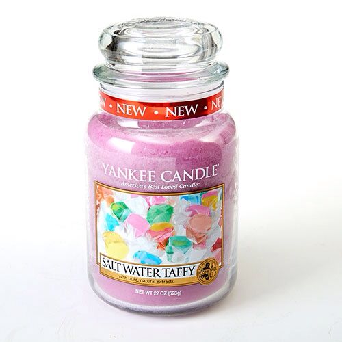 Yankee Candle Salt Water Taffy 2015 Fragrance