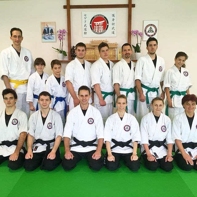 Had a fun Seibukan Jujutsu class // Egy remek Seibukan Jujutsu edzés után  #szegedbudokan #martialarts #academy #szeged #budokan #pecsbudokan #seibukan #jujutsu #seibukanjujutsu #jiujitsu #warrior #spirit #training #lovewhatyoudo #mylife #budo #bushido #inspiration #team #work #newbeginning