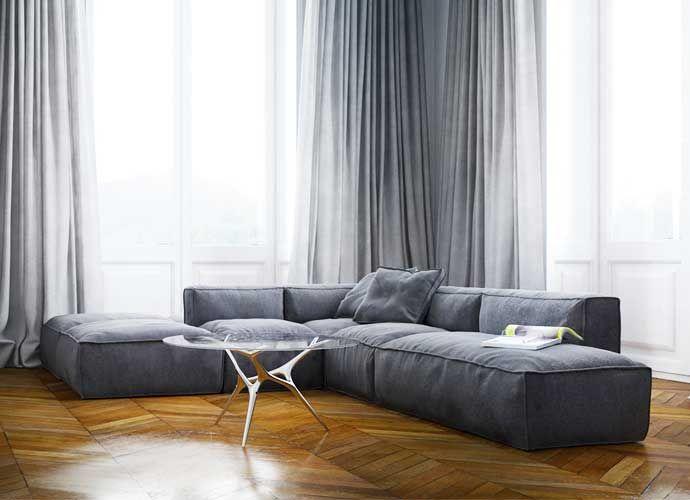 Bonaldo Peanut B Sofa - Suite 22 Interiors - Markham Toronto