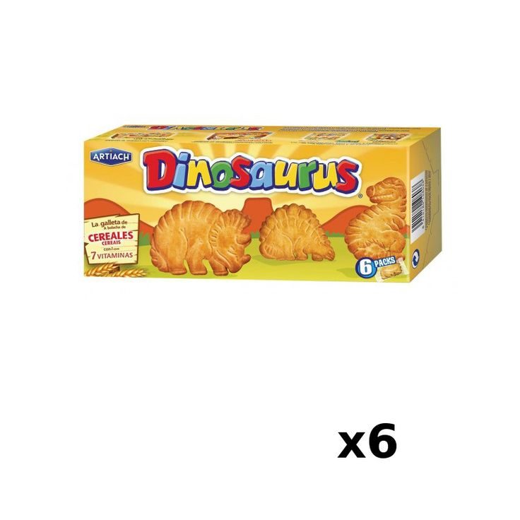 Bestelling online Koekjes Artiach Dinosaurus 185 Grs