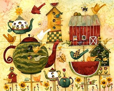 1000 Images About Debi Hron Art On Pinterest Flags