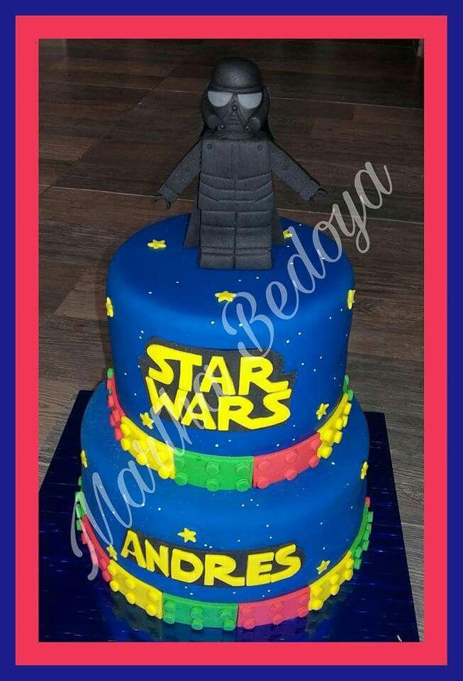 Star wars Cake lego