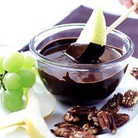 Recept - Chocoladefondue - Allerhande