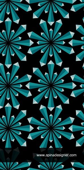 Optical / geometric | print | pattern | colors | surface design