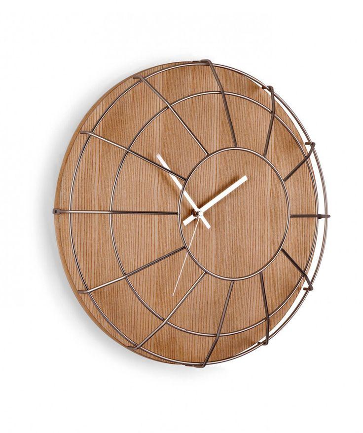 Regalos que encantan: .Reloj de Pared Cage en Dekosas.