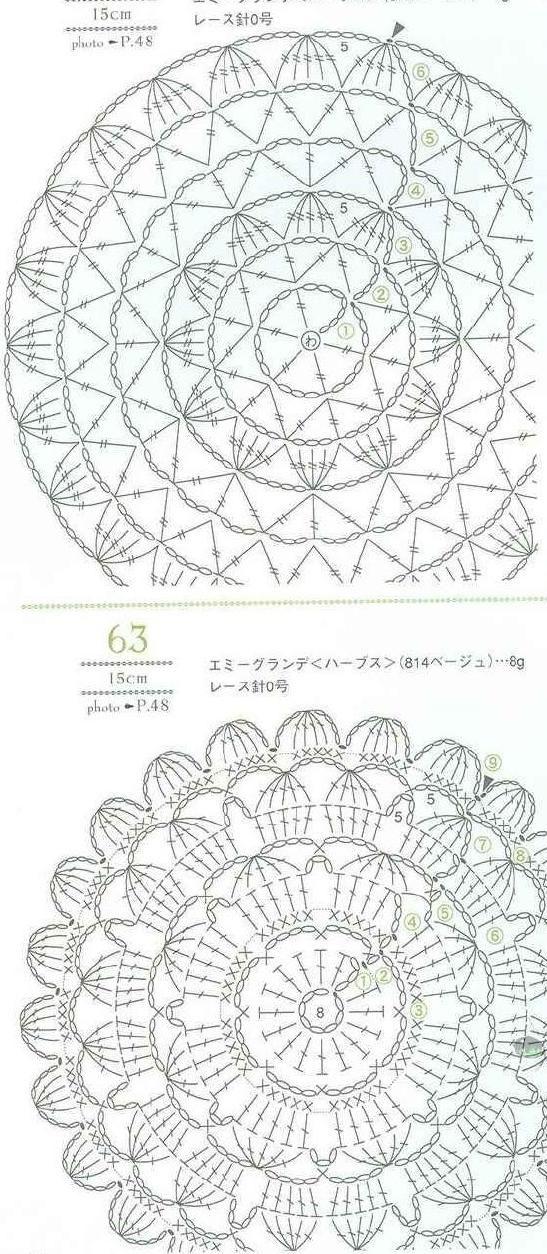 #ClippedOnIssuu from Crochet lacework
