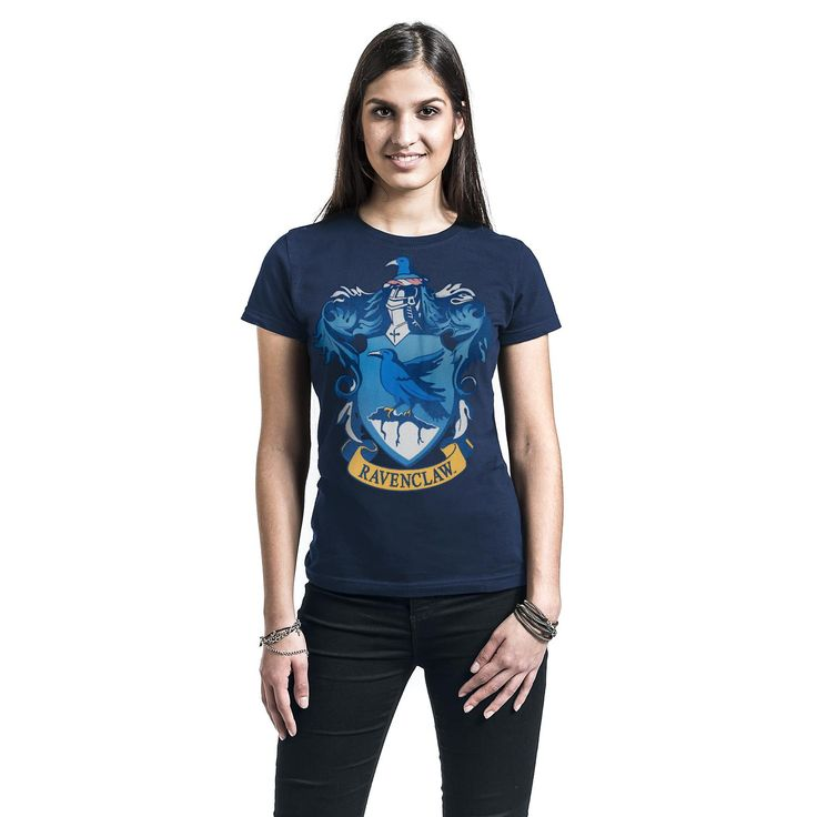 Ravenclaw Crest - T-Shirt by Harry Potter