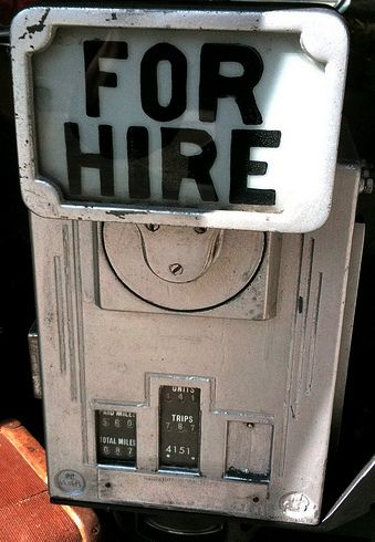 For Hire Meter
