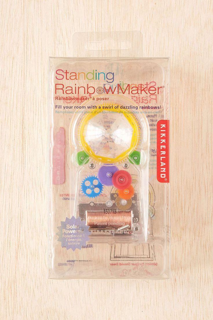 Standing Solar Rainbow Maker
