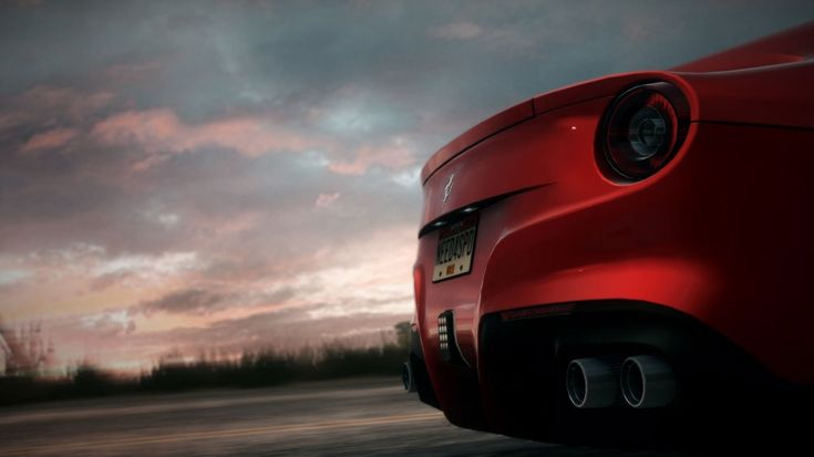 NEED FOR SPEED 20 Game Snapshot