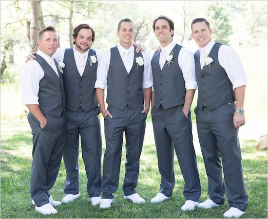 Vest Groomsman Looks Http://www.weddingchicks.com/2013/10