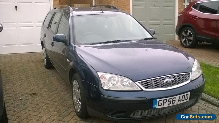 Ford Mondeo Estate 2.0 tdci spares or repair blue #ford #mondeo #forsale #unitedkingdom