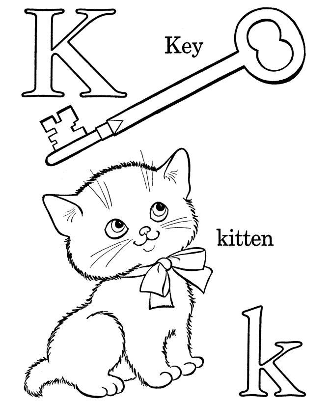 35 best images about Alphabet Crafts..The Letter K on Pinterest ...