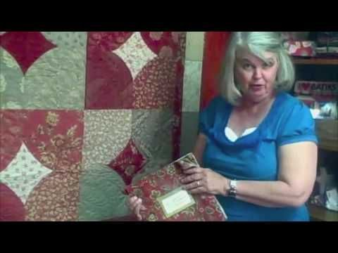 10 Minute Block from Design Orignals. - YouTube  I learned how to make this block while on a quilting retreat last year.  It makes great and quick quilts!