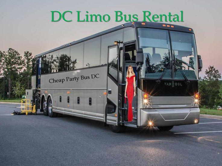 Cheap Charter Bus Long Island
