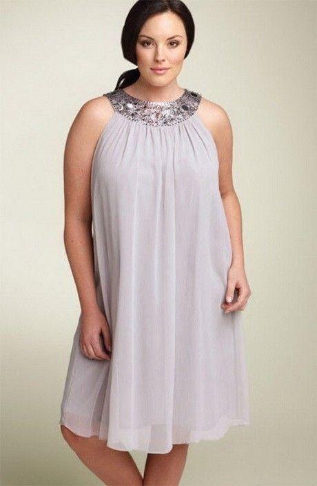 37f8ed765 vestidos para gorditas ¡20 Diseños Espectaculares! halter a line ...