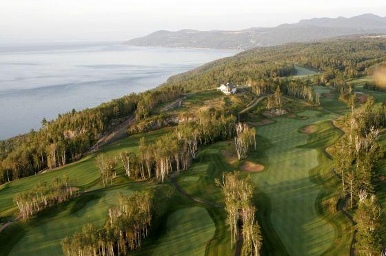 Golf Le Manoir Richelieu - Charlevoix, QC - CA