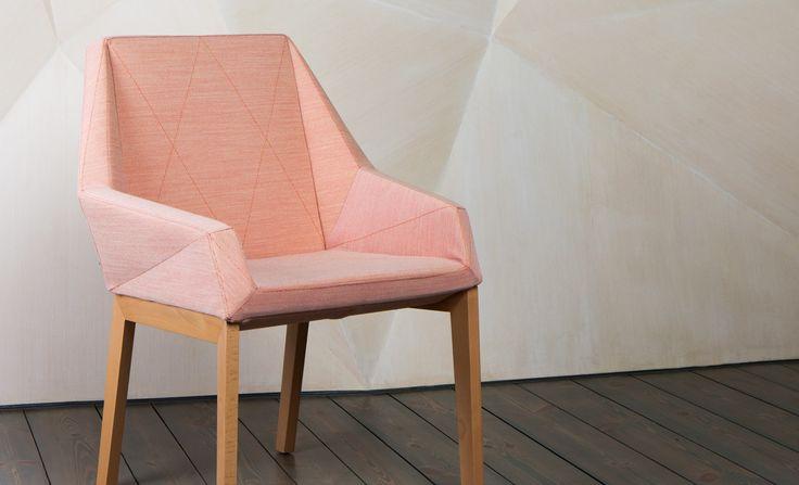 Designerski fotel od NOTI. #design #home #inspirations