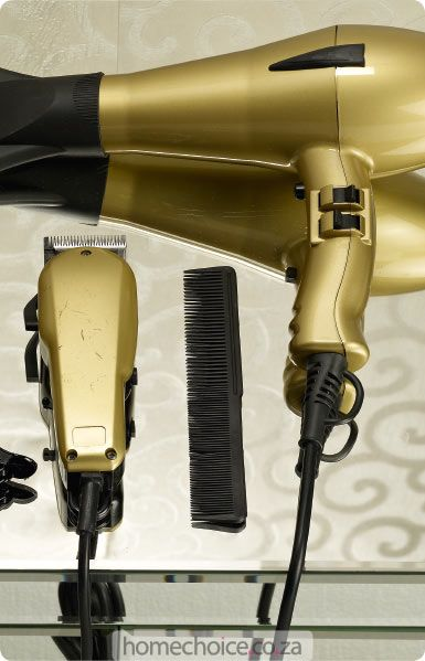Maxi gold hair care set http://www.homechoice.co.za/Appliances/haircare/Maxi-gold.aspx