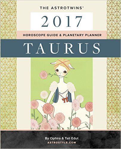Taurus 2017 - The AstroTwins' Horoscope Guide & Planetary Planner - The AstroTwins' essential yearly horoscope guide maps out love, money, career, health, family and your most important moves in 2017. Detailed month-by-month Hotspots for both love and career ensure you never miss a key date. Confidently plan major moves with the stars on your side! SEE DETAILS:  http://www.horoscopeyearly.com/horoscope-personality-traits-of-taurus/