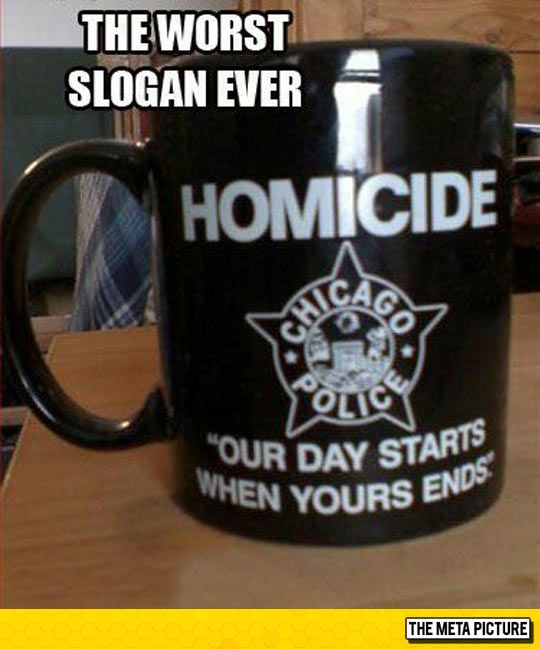 Chicago Police Humor