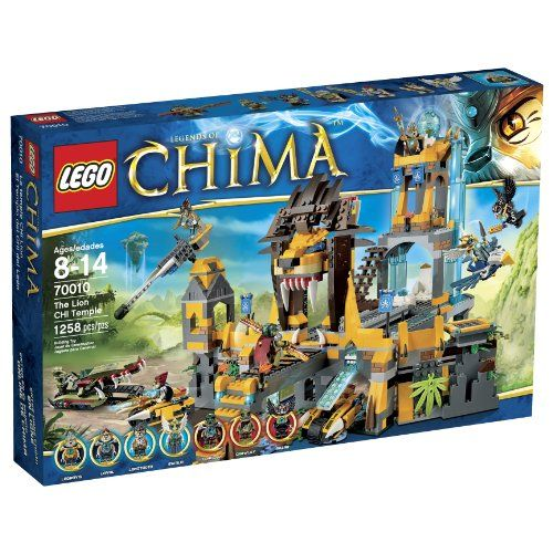 LEGO Chima 70010 The Lion CHI Temple LEGO Chima,http://www.amazon.com/dp/B00C1C2RVK/ref=cm_sw_r_pi_dp_7D.Ksb1QJ6P21MAG