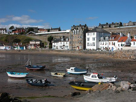 Kinghorn, Scotland