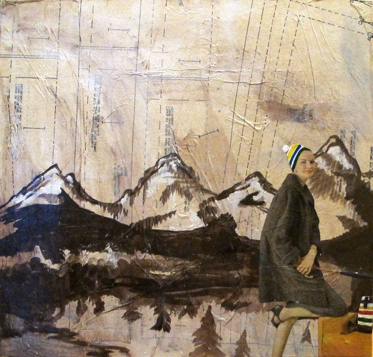 """HBC Shopping Trip: Banff, Alberta"" by Katelyn Di Giulio"
