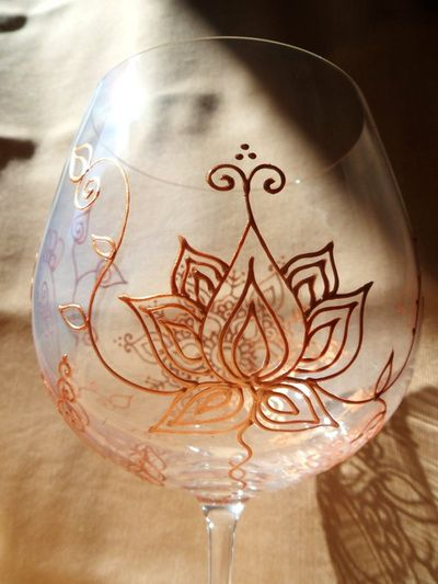 mehndi glass pretty unique glassware the home of custom artisan glassware crystal glass. Black Bedroom Furniture Sets. Home Design Ideas