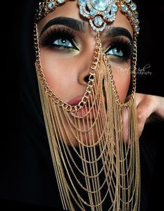 Face veil from