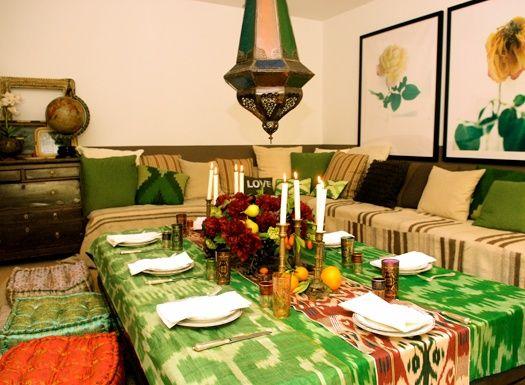 51 best indian moroccan inspiration images on pinterest for Dekorasi lebaran hotel