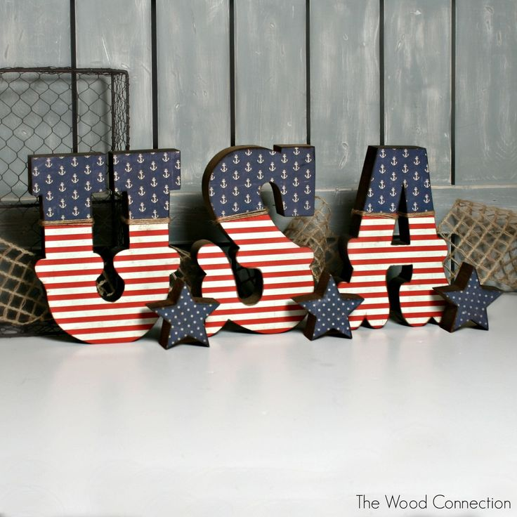 The Wood Connection - Large USA, $15.60 (http://thewoodconnection.com/large-usa/)