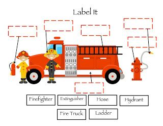 125 best images about Fire Safety (preschool) on Pinterest ...