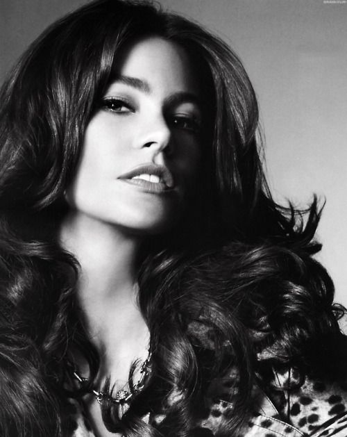 Sofia Vergara.  Latin America knew how great she was before modern family now everyone else does too.
