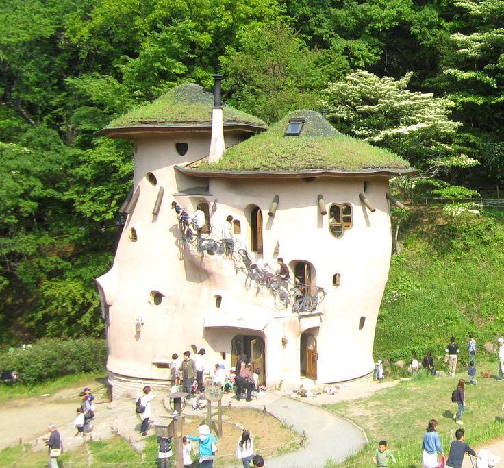 Moominvalley: Saitama's redeeming factor (A Moomin Themed Park – あけばの子供の森公園) | Texan in Tokyo