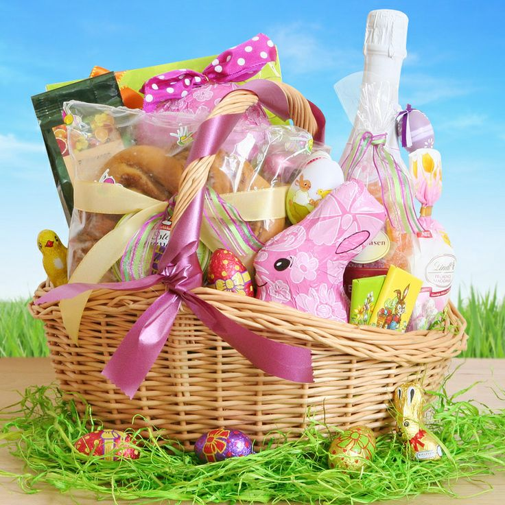 115 best easter ideas we love images on pinterest cellos easter gift basket ideas httpnashvillewrapsshreds negle Gallery