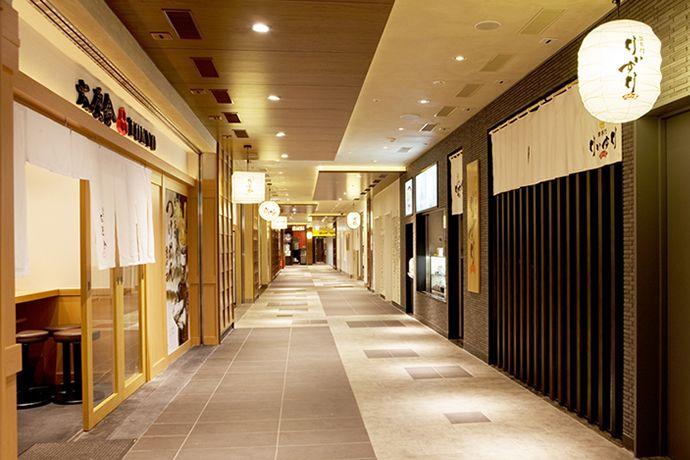 La calle del Ramen en Tokyo(Tokyo Ramen Street) / Portal Oficial de Turismo de Tokyo GO TOKYO