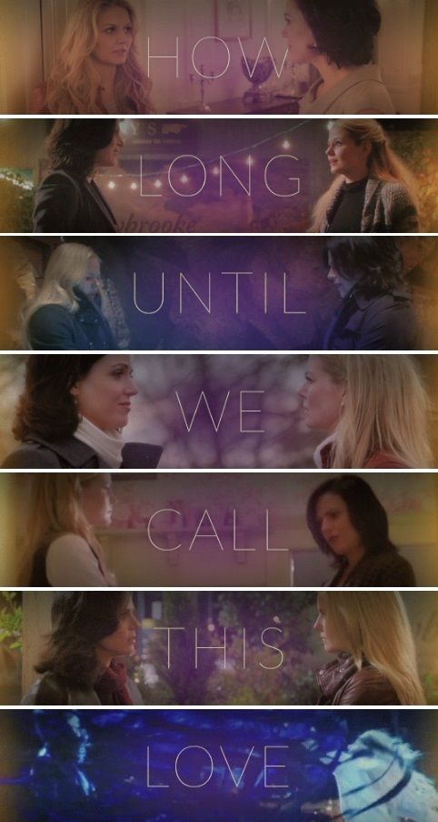"""And I will make sure to keep my distance / Say """"I love you,"""" when you're not listening - Distance by Christina Perri #swanqueen #swen"""