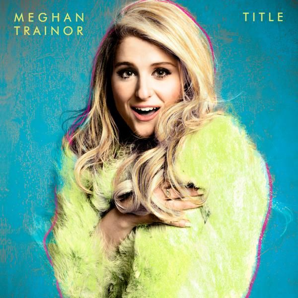 Meghan Trainor 'Title' Album Cover - http://oceanup.com/2014/10/26/meghan-trainor-title-album-cover/